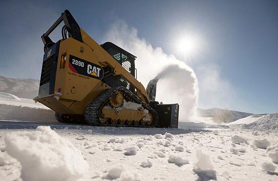 Seasonal Snow Removal